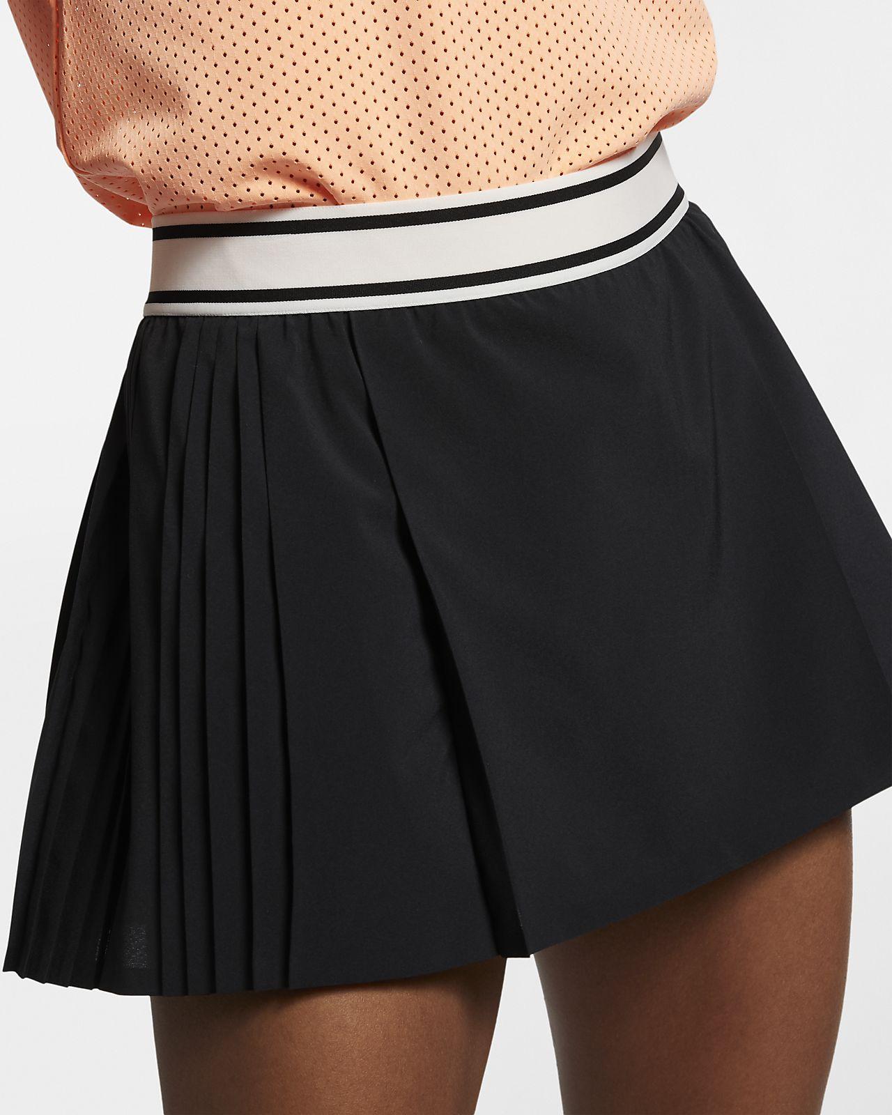 NikeCourt Flex Maria Victory Falda de tenis - Mujer