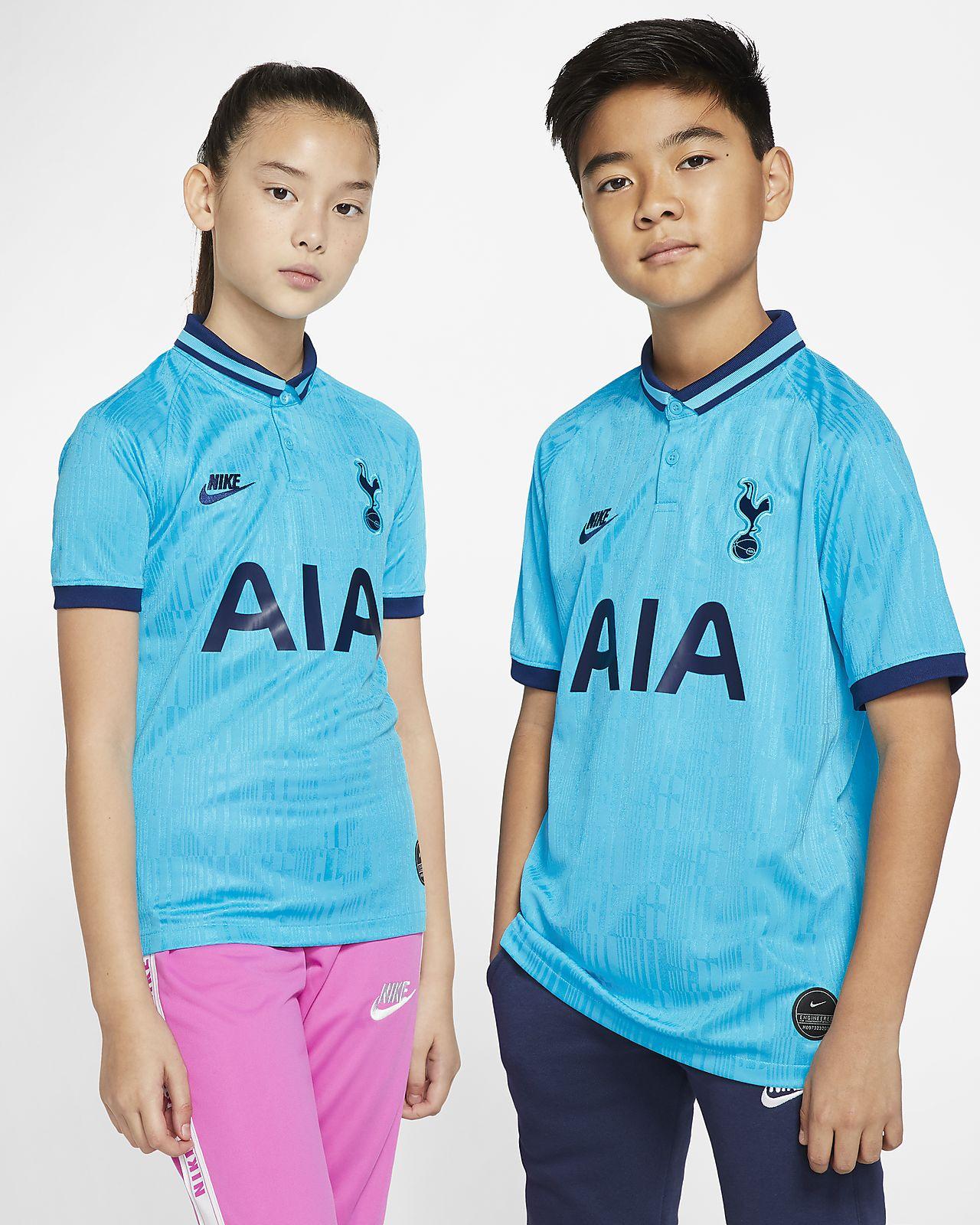 huge selection of 3d091 836b9 Tottenham Hotspur 2019/20 Stadium Third Big Kids' Soccer Jersey