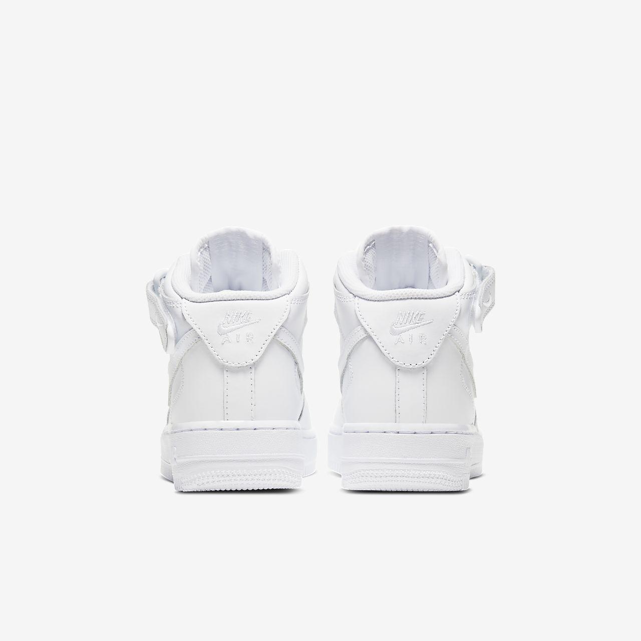 d5012958b8 Nike Air Force 1 Mid 06 Big Kids' Shoe