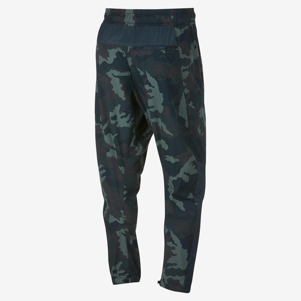 Sportswear De Camouflage Homme Jogging Pantalon Tissé Nsw Nike Pour FwZWq6