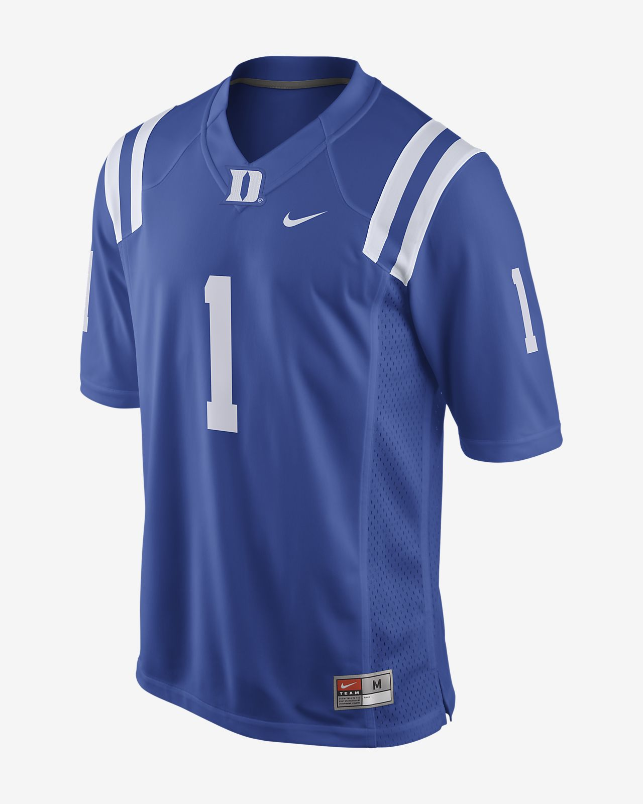 Nike College Game (Duke) Men's Football Jersey