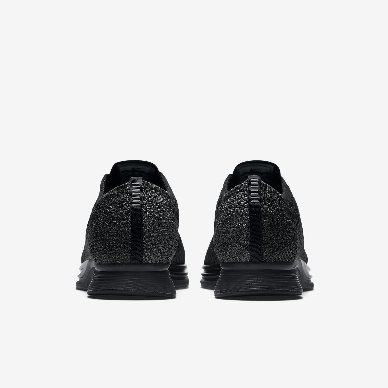 nada esqueleto Alcalde  Nike Flyknit Racer Unisex Running Shoes Black Blackout Anthracite 526628  009 NEW Nike Flyknit Men's Shoes Men's Athletic Shoes