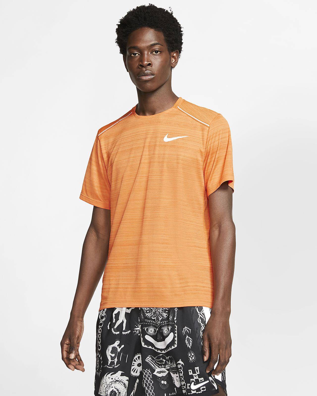 Nike Dri-FIT Miler Men's Short-Sleeve