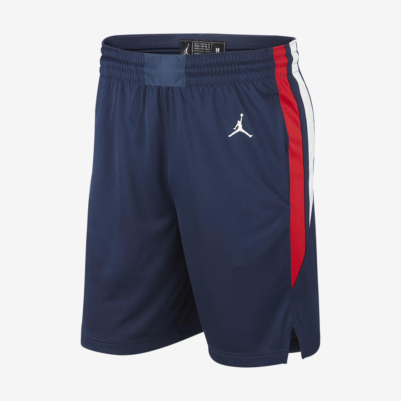 France Jordan Men's Basketball Shorts