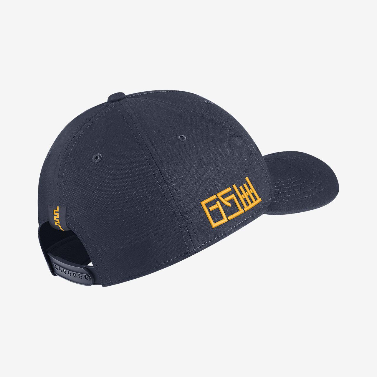 e8bf7bda2fc30 Golden State Warriors City Edition Nike AeroBill Classic99 NBA Hat ...