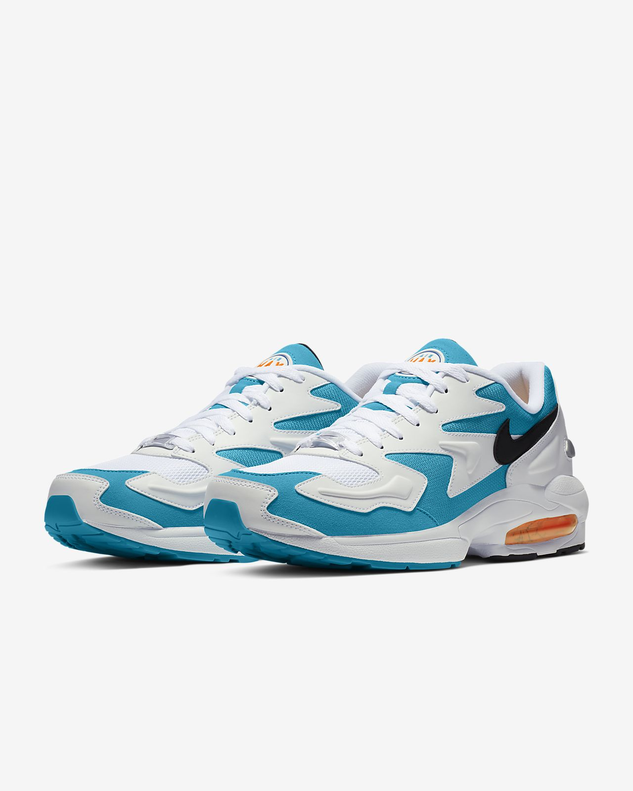 half off 02f99 88e92 ... Nike Air Max2 Light-sko til mænd