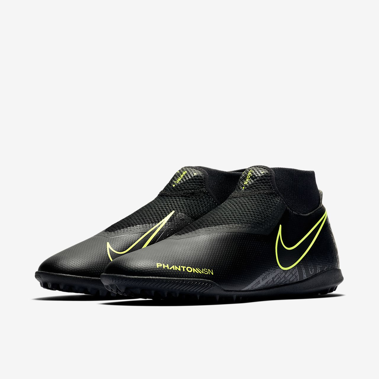 Chaussure Football Academy Vision De Nike Synthétique Surface Pour Phantom Dynamic Tf Fit TKlF1J3c