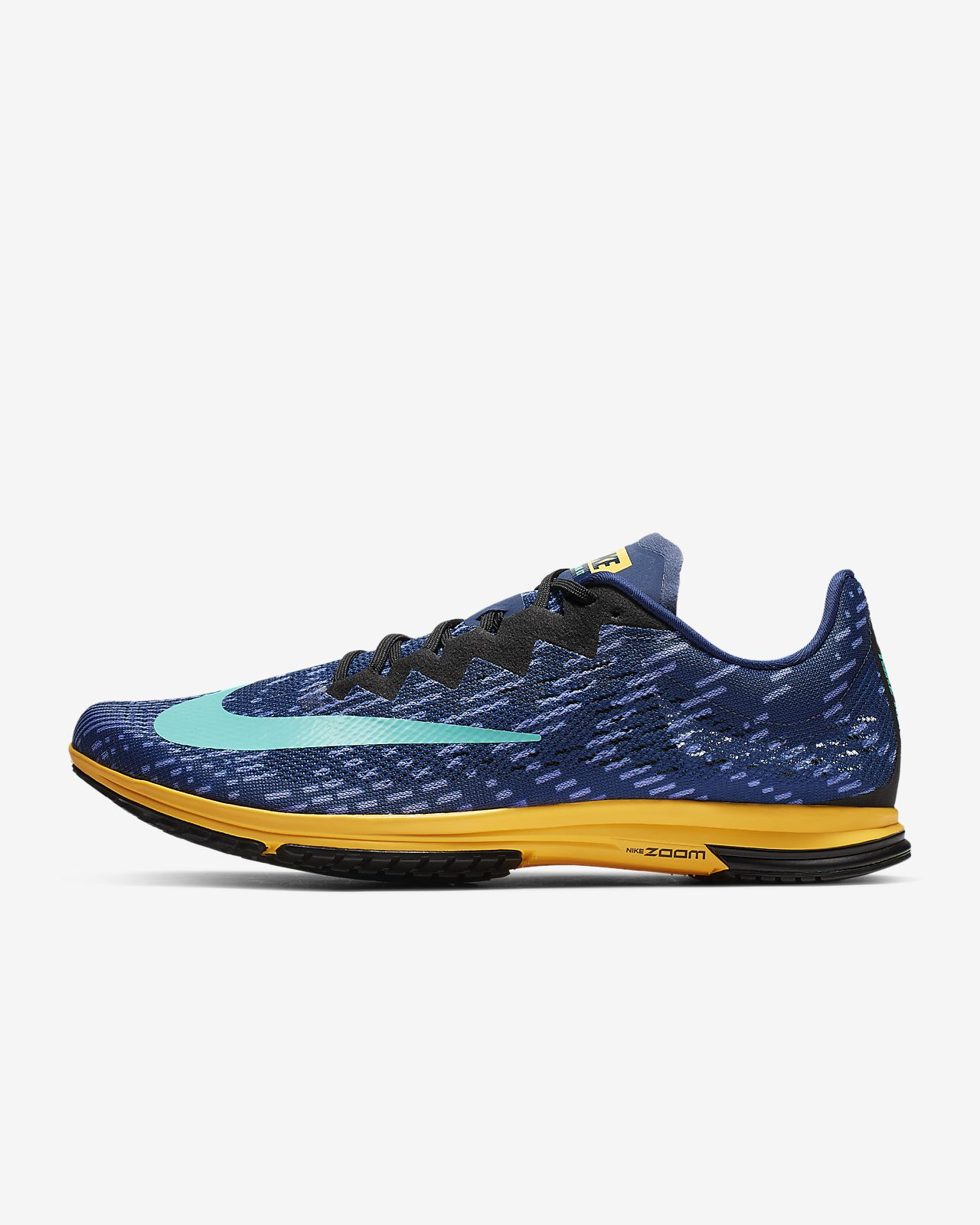 Nike Air Zoom Streak LT 4 男/女跑步鞋