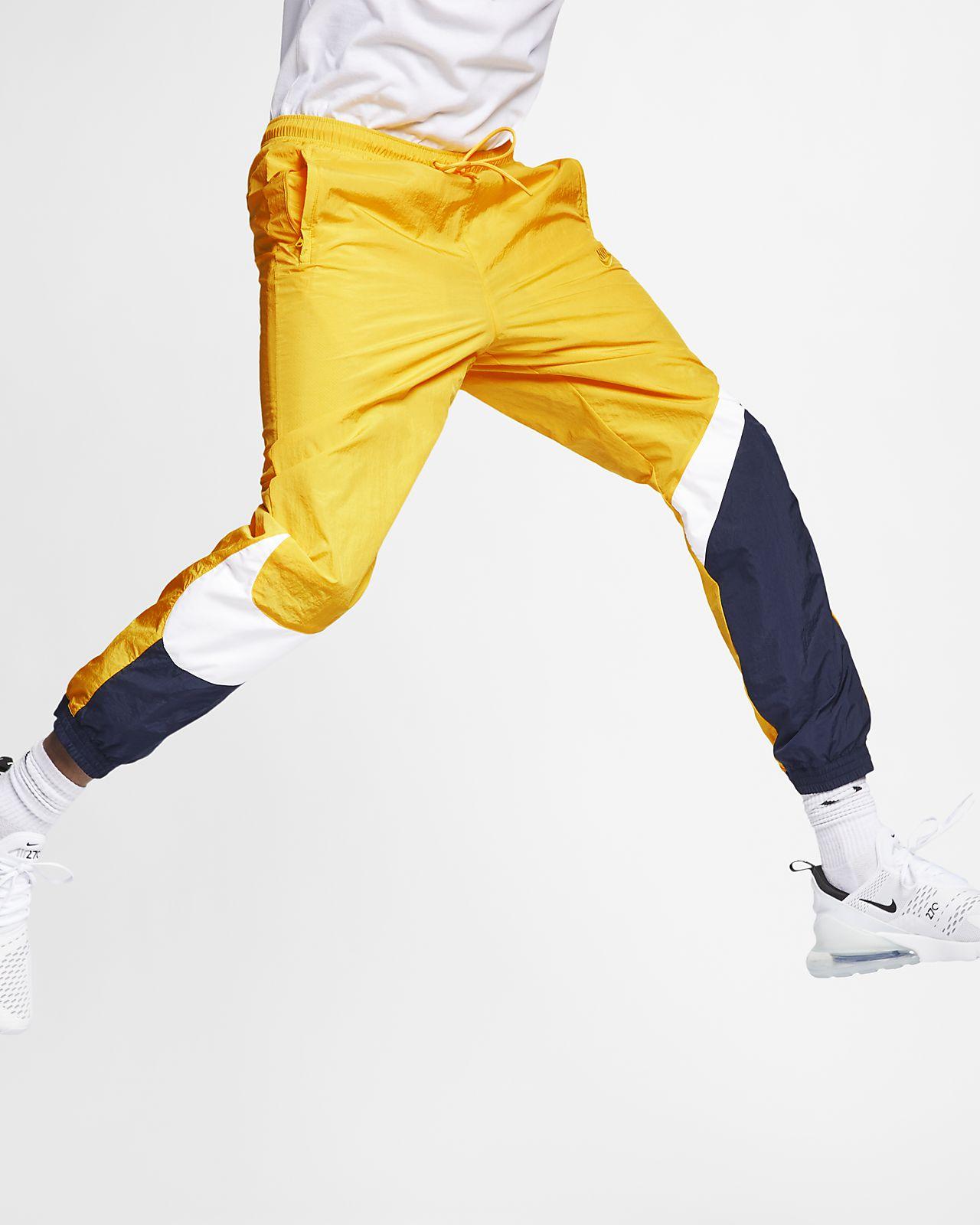 Byxor i vävt material Nike Sportswear