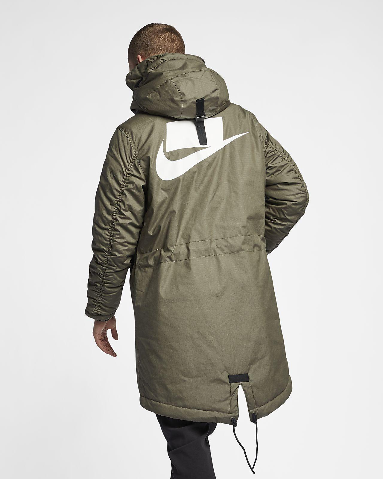 Nike Sportswear NSW Men s Synthetic-Fill Parka. Nike.com CA 947844e0a0