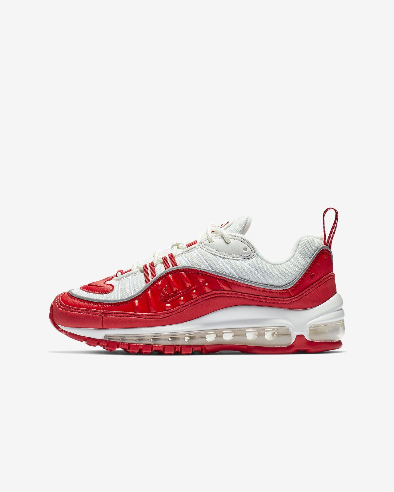 finest selection c5c1d 6fc51 ... Chaussure Nike Air Max 98 pour Enfant plus âgé