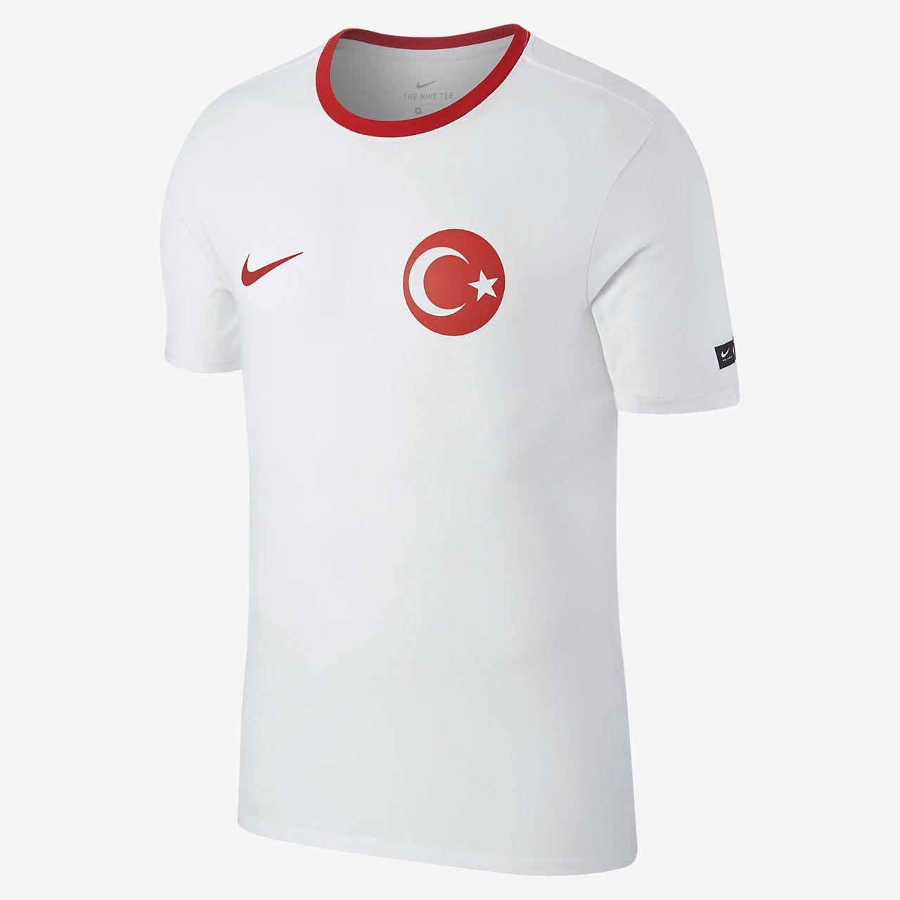 T-shirt męski Turkey Crest