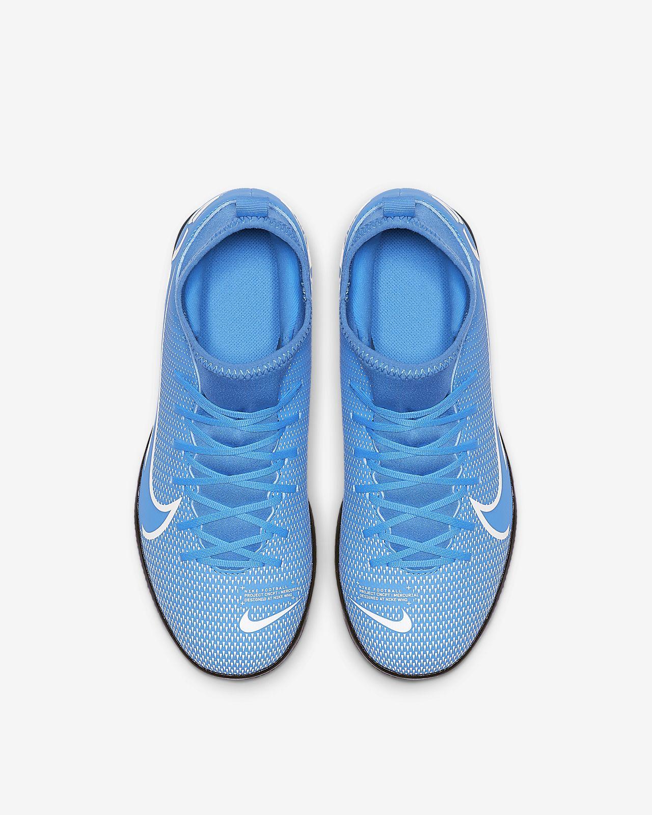 Nike JR SUPERFLY 7 CLUB IC AT8153 414