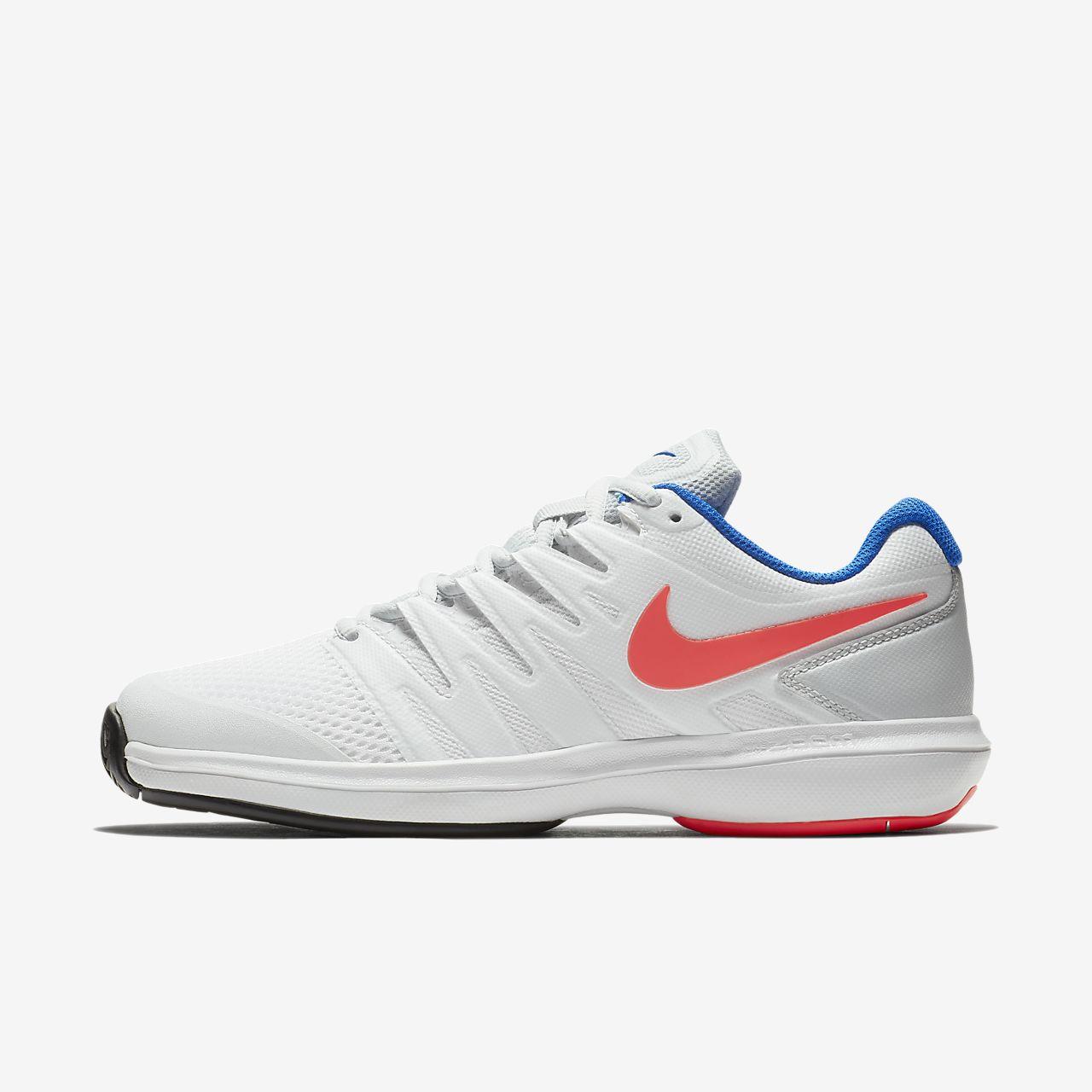 Prix Le Plus Bas Nike Chaussure de tennis Air Zoom Prestige HC pour Femme Obtenir Authentique À Vendre 1L5UGp