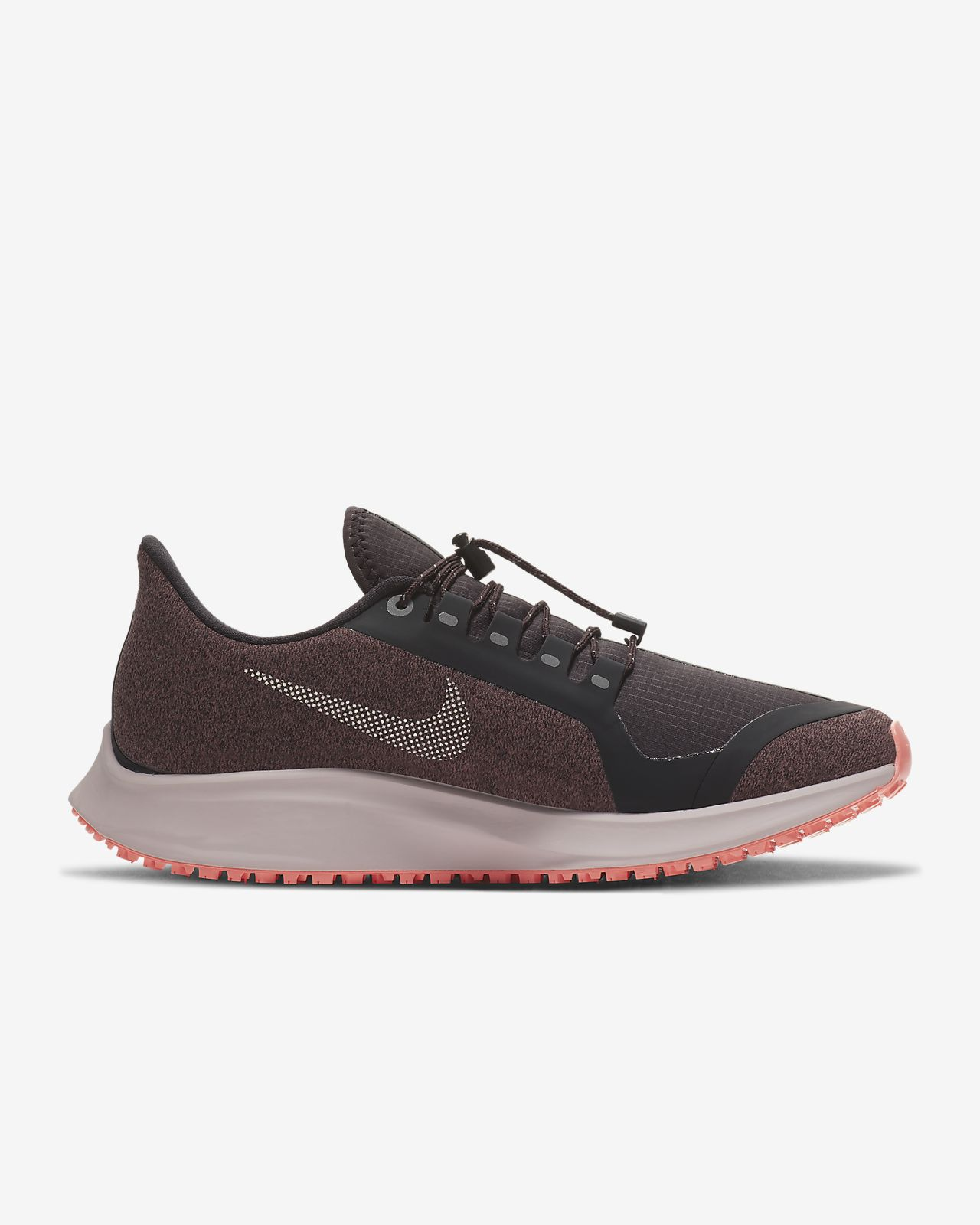106791c449f1 Nike Air Zoom Pegasus 35 Shield Water-Repellent Women s Running Shoe ...