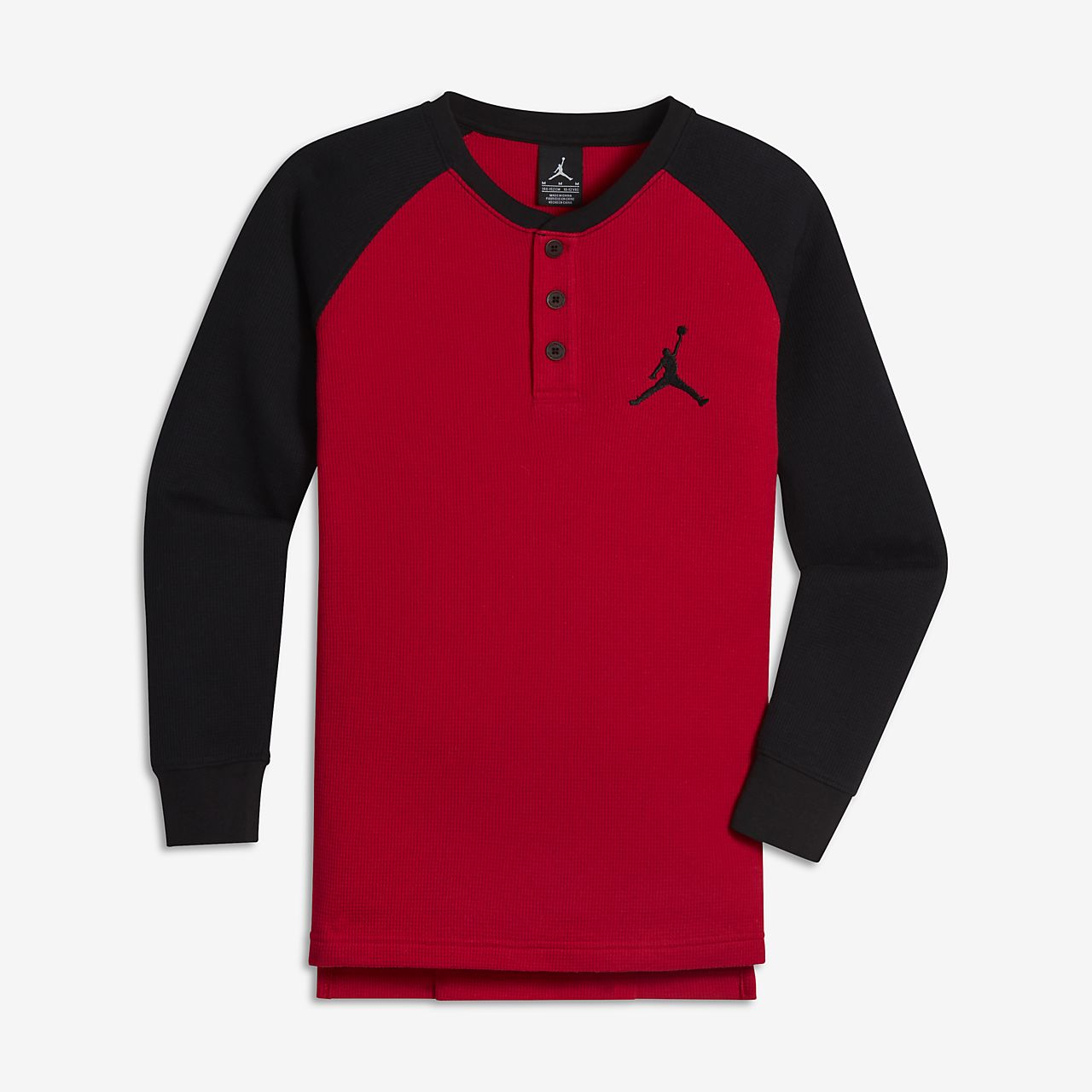 6c85c8c55e Jordan Thermal Camiseta - Niño. Nike.com ES
