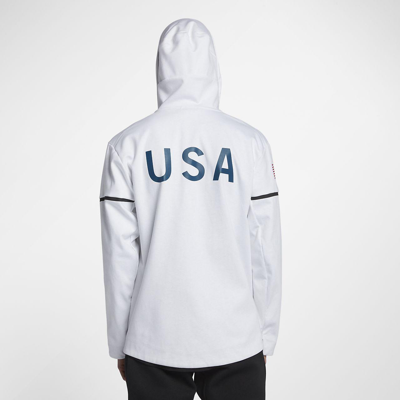 ... Nike Tech Fleece Team USA Windrunner Men's Jacket