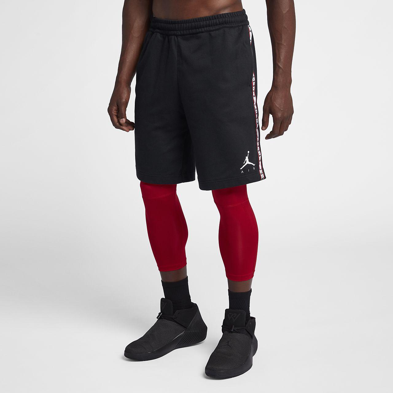 Air Jordan HBR Men s Fleece Shorts. Nike.com a5018f858b70