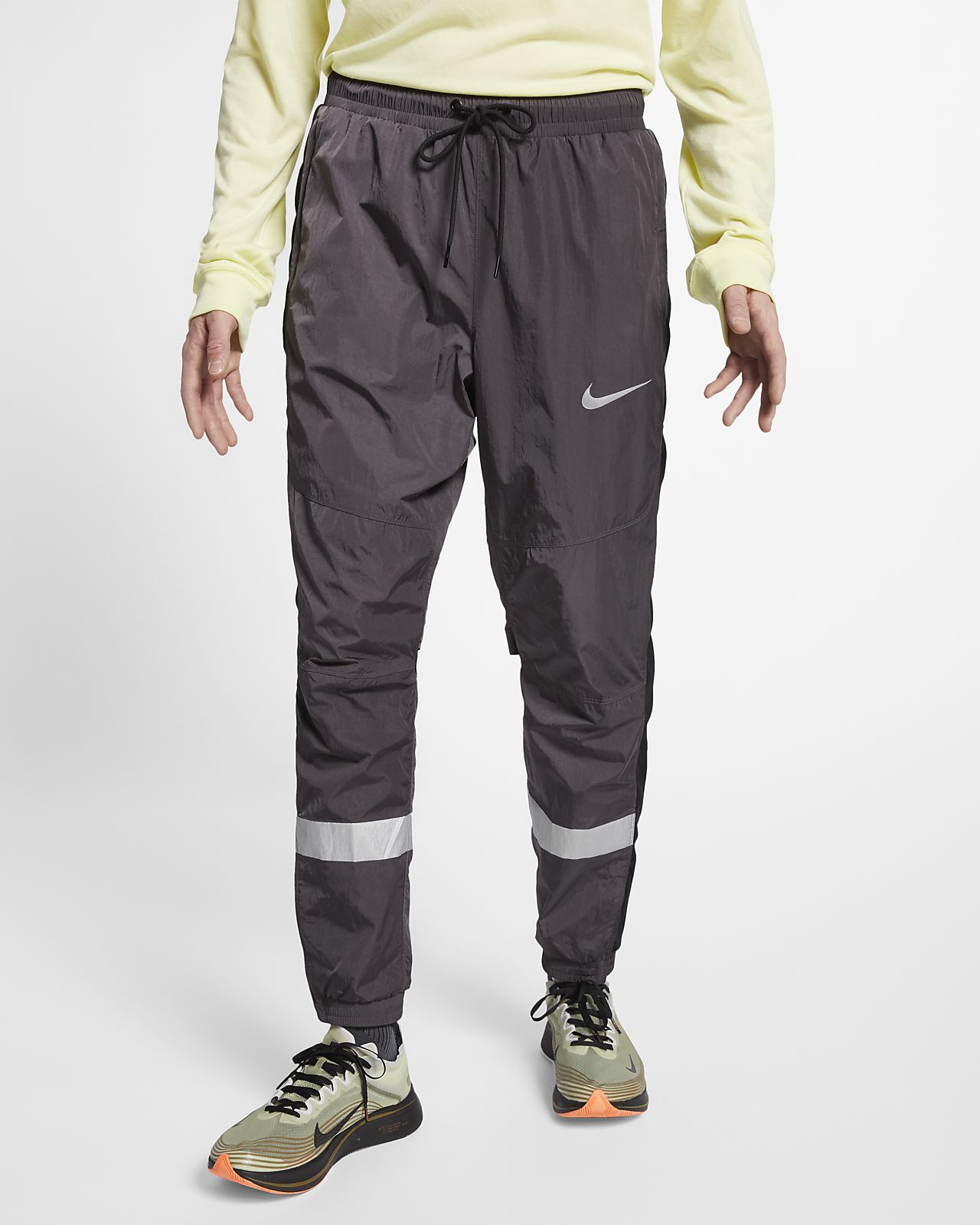 77b32a6dc Nike Men's Running Track Trousers. Nike.com IE