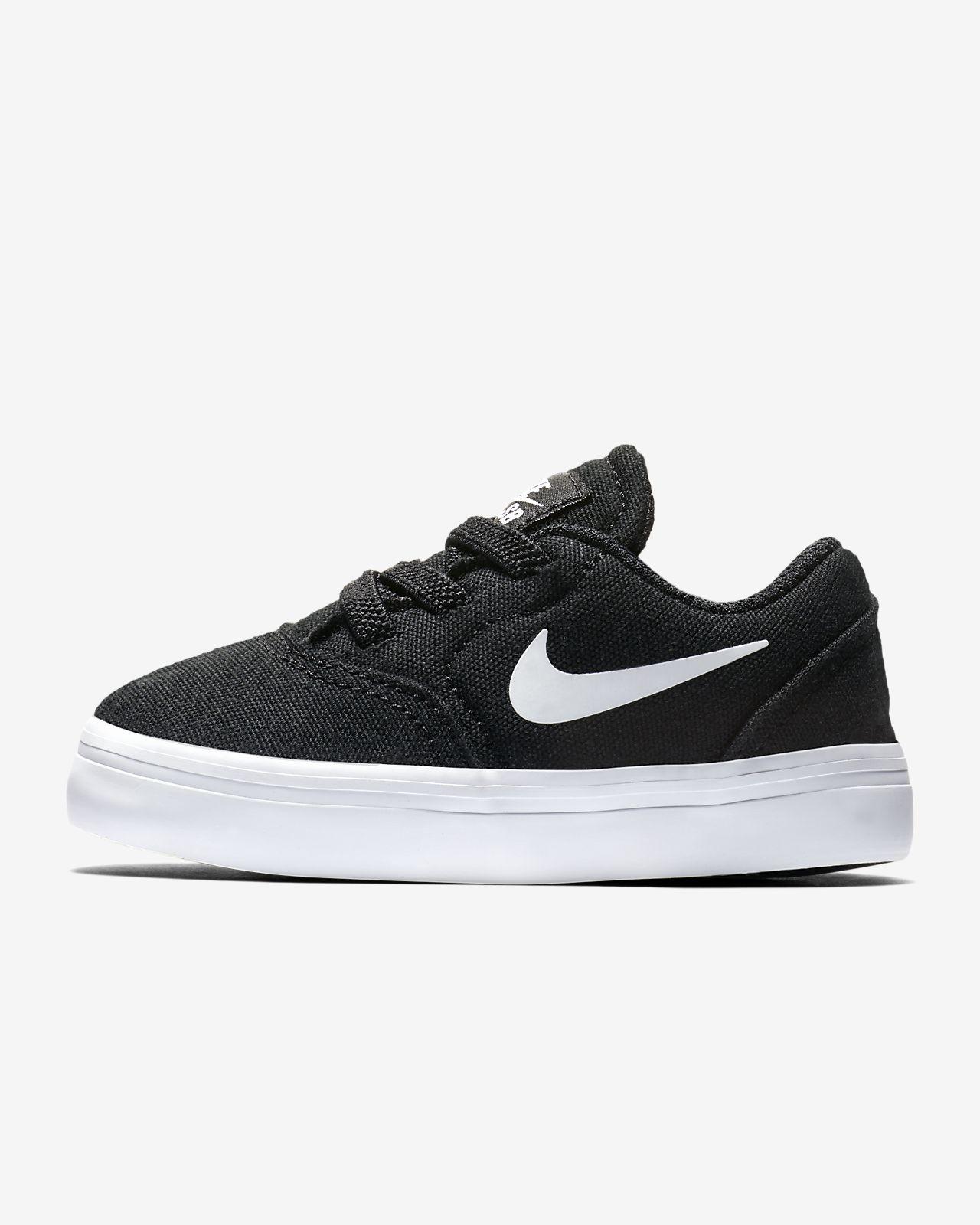 Nike SB Check Canvas Kleinkinderschuh