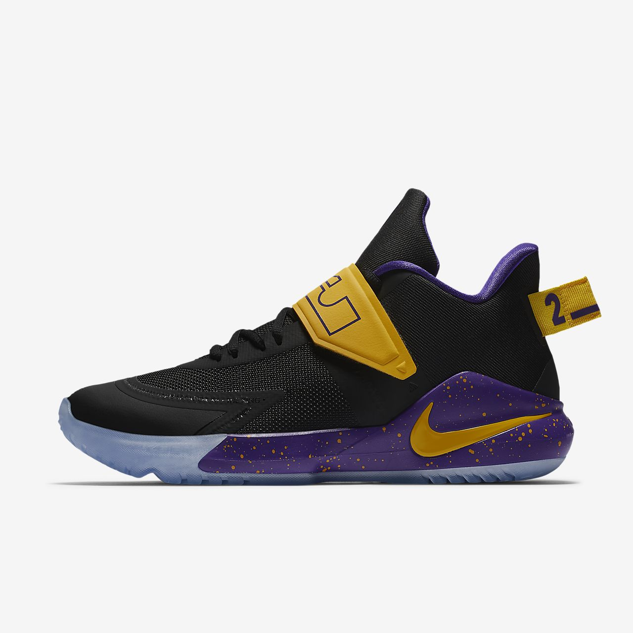Ambassador XII 男子篮球鞋