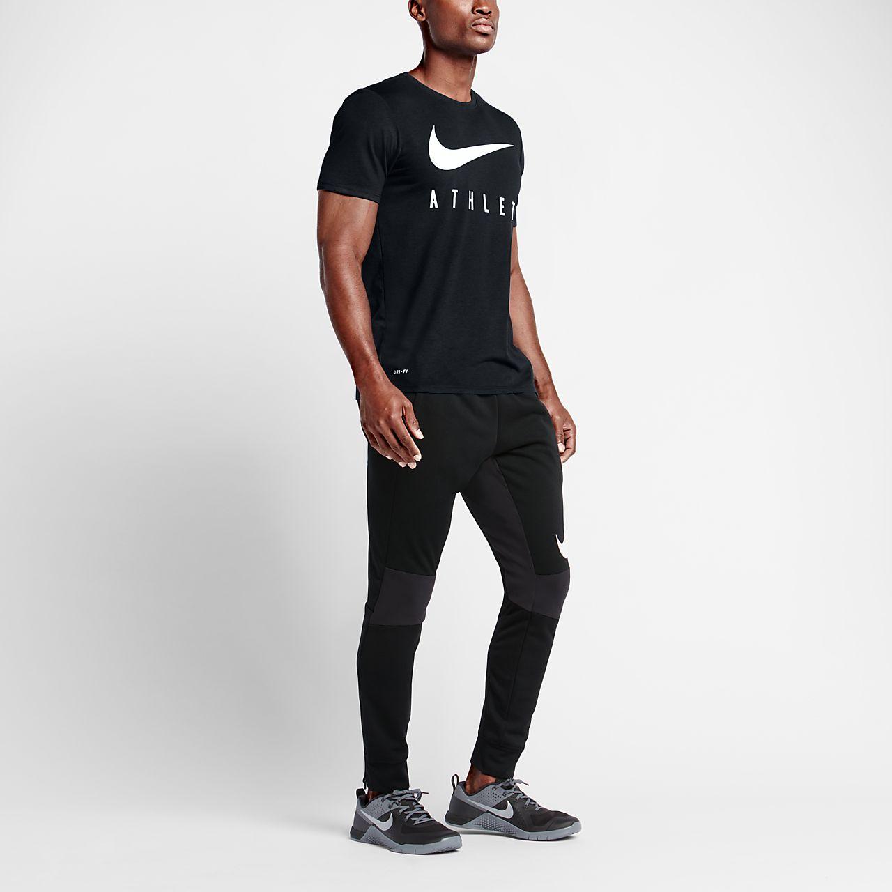 73d3cdaf2 Nike Swoosh Athlete Men's T-Shirt. Nike.com DK