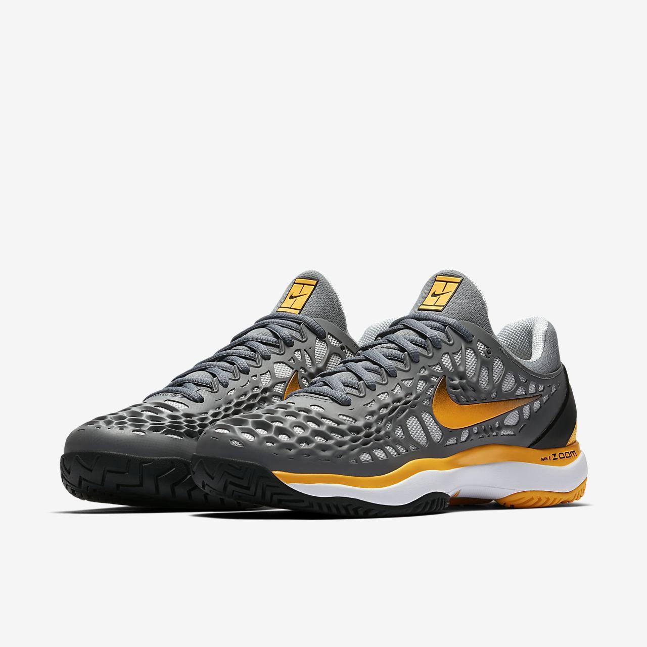 newest dfa62 23744 Nike Air Zoom Cage 3 HC, chaussure de tennis pour hommes