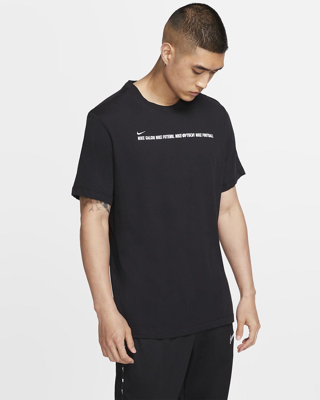 Fotbolls-t-shirt Nike F.C. för män