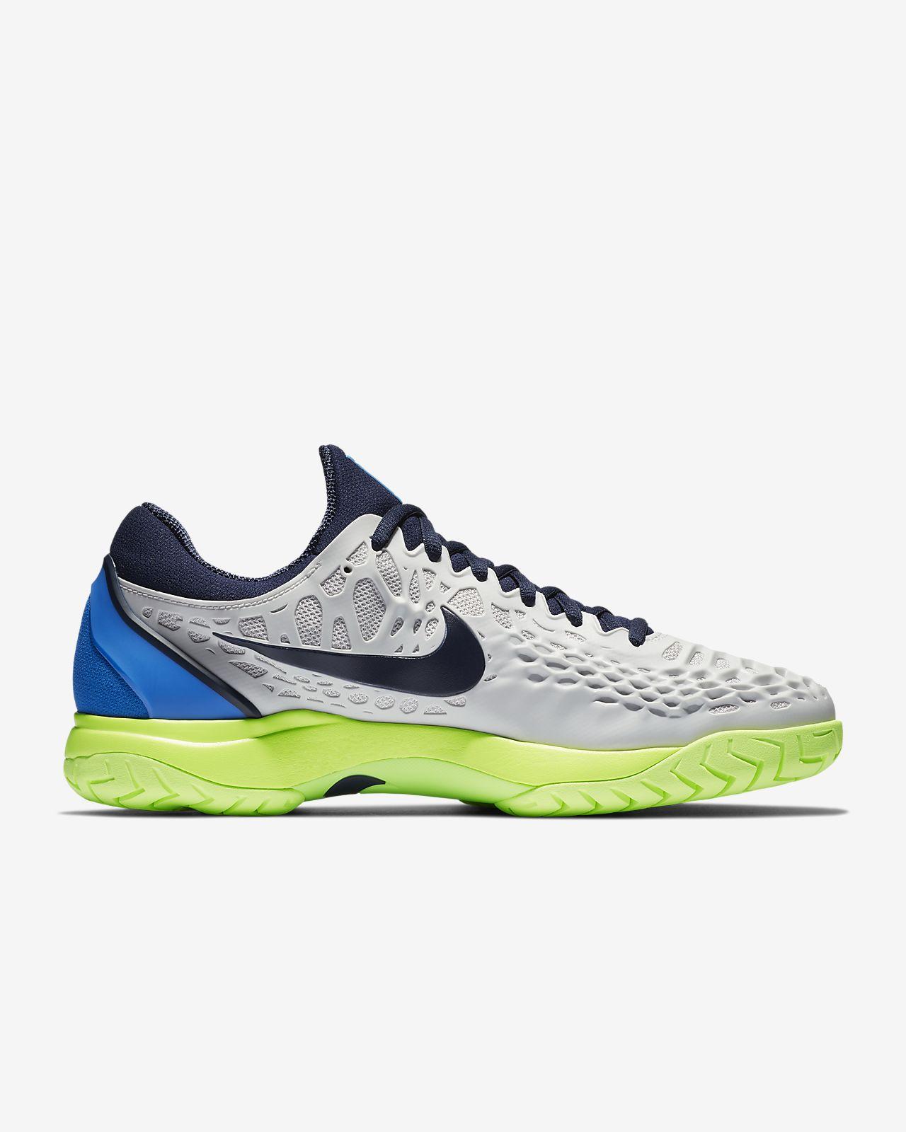 b959f1387990 NikeCourt Zoom Cage 3-hardcourt-tennissko til mænd. Nike.com DK
