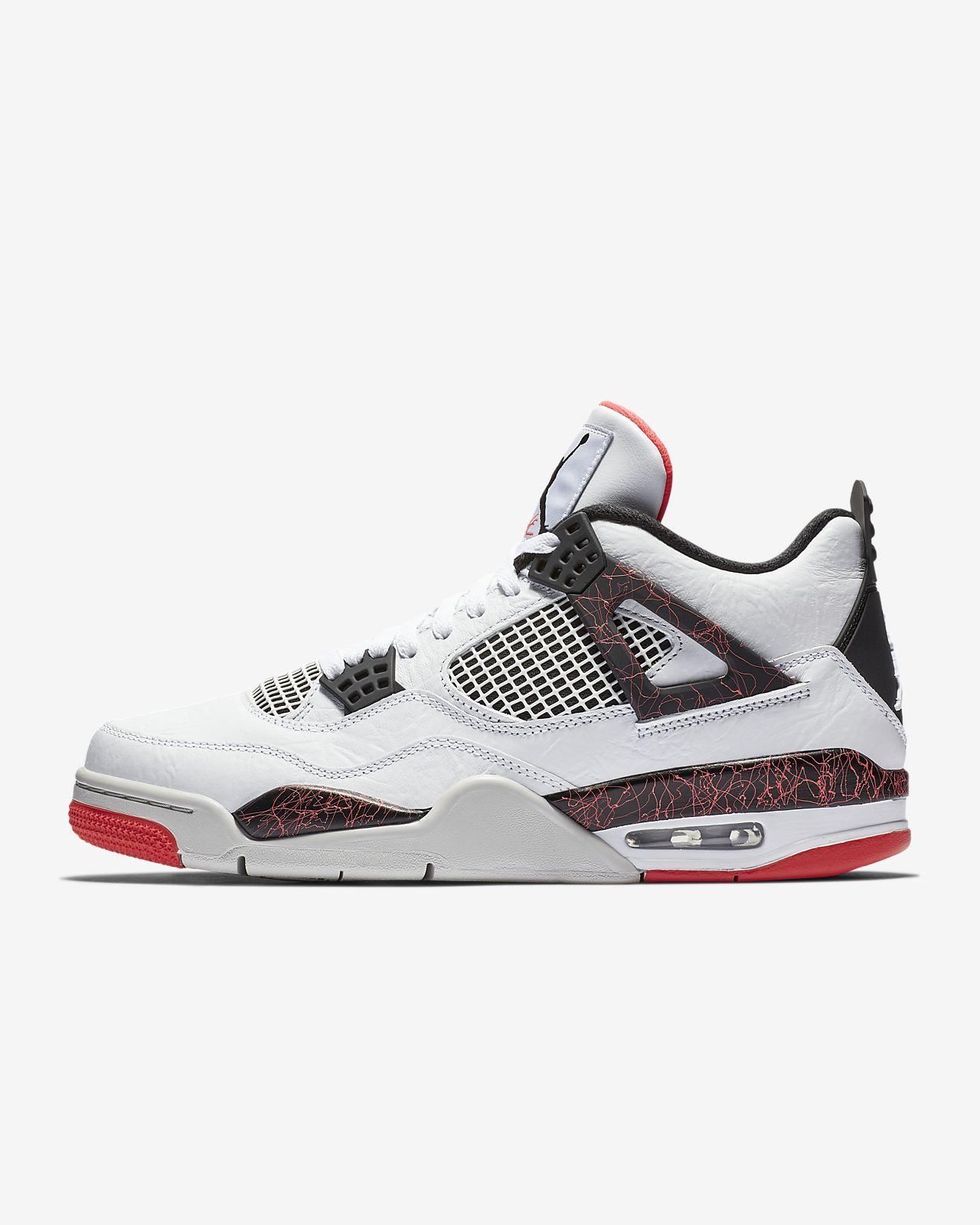 wholesale dealer 5f254 db0be Air Jordan 4 Retro-sko til mænd