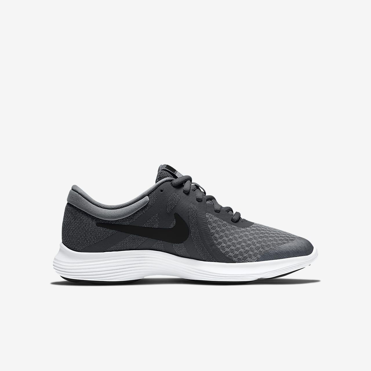 Nike Revolution 4 scarpe nero antracite Donna