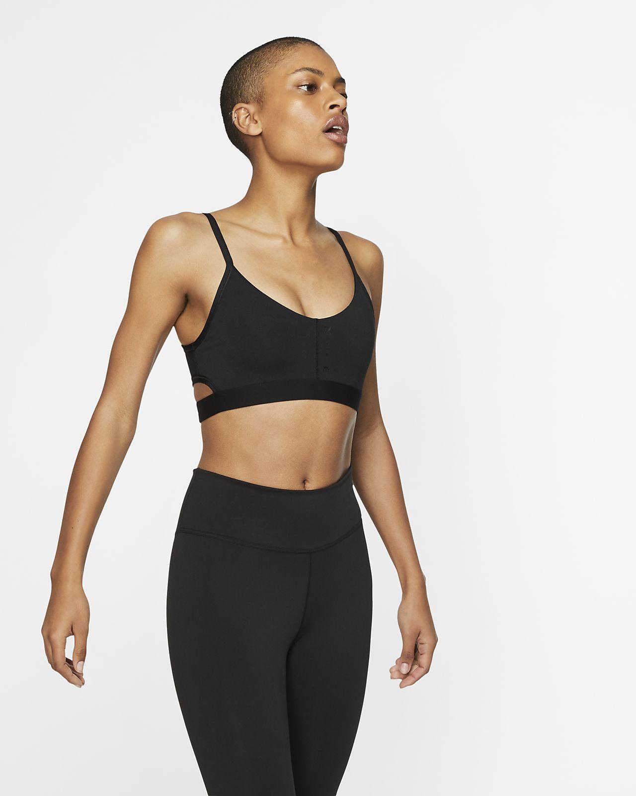 Bra a sostegno leggero Nike Favorites - Donna
