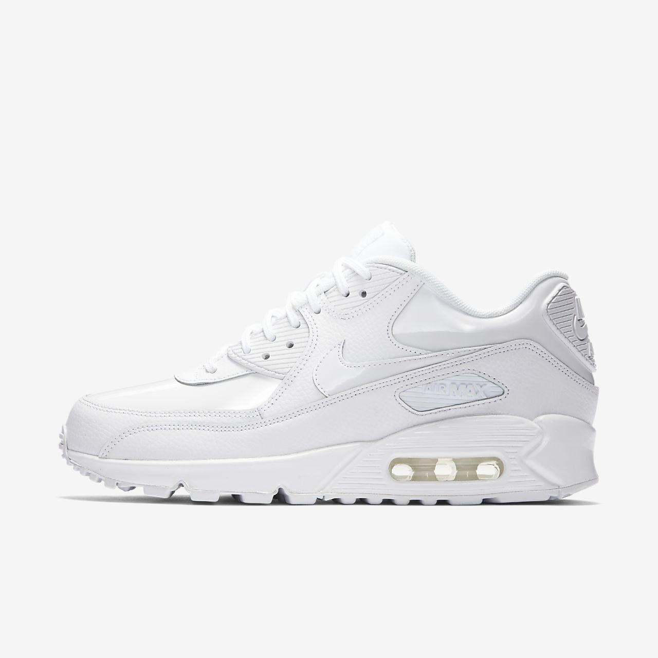 Zapatillas Bajas Mujer Nike Air Max 90 Print Leather GS