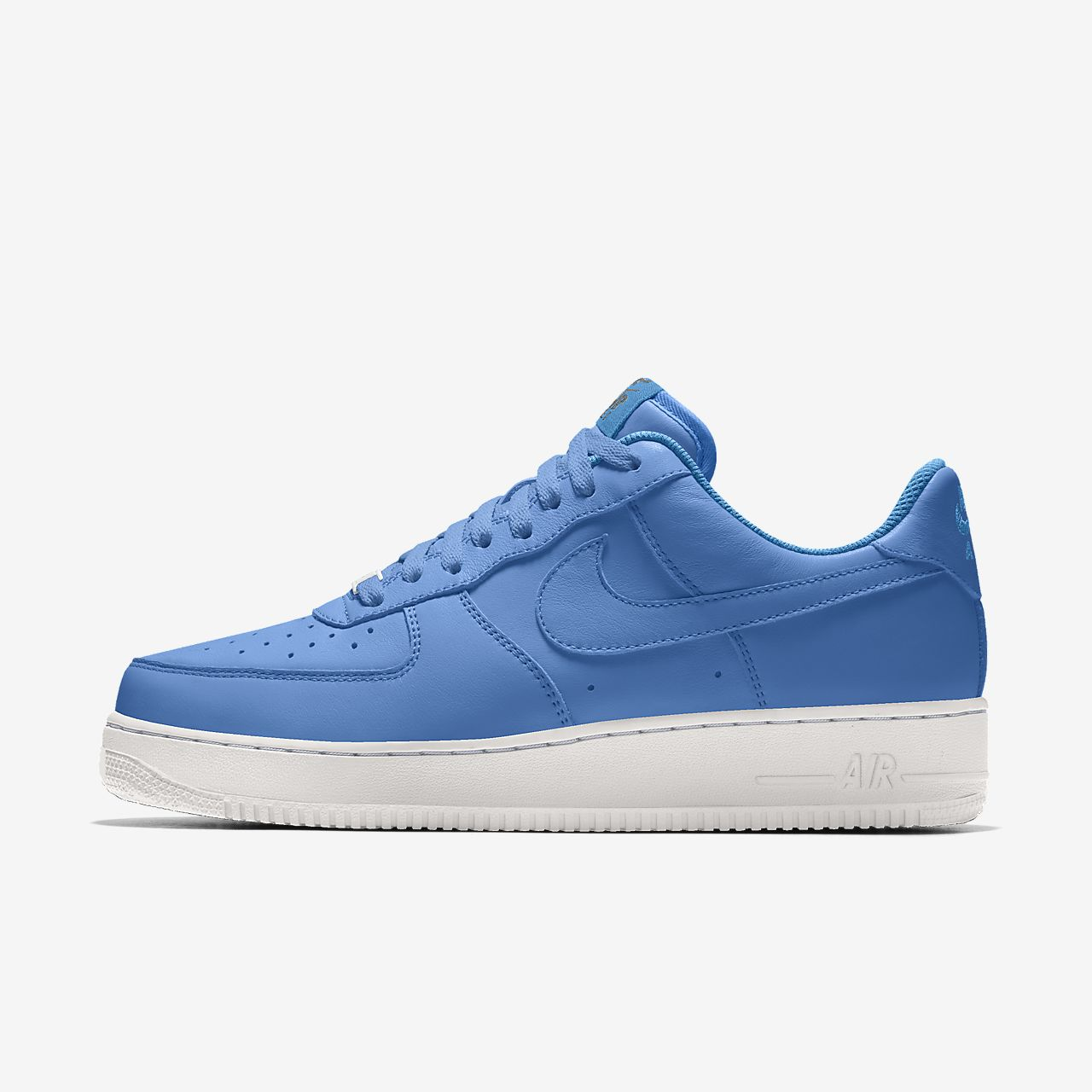 Specialdesignad sko Nike Air Force 1 Low By You för män