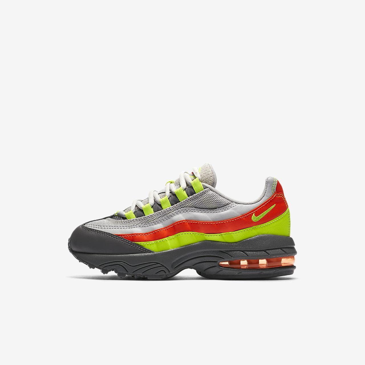... Nike Air Max 95 Little Kids' Shoe