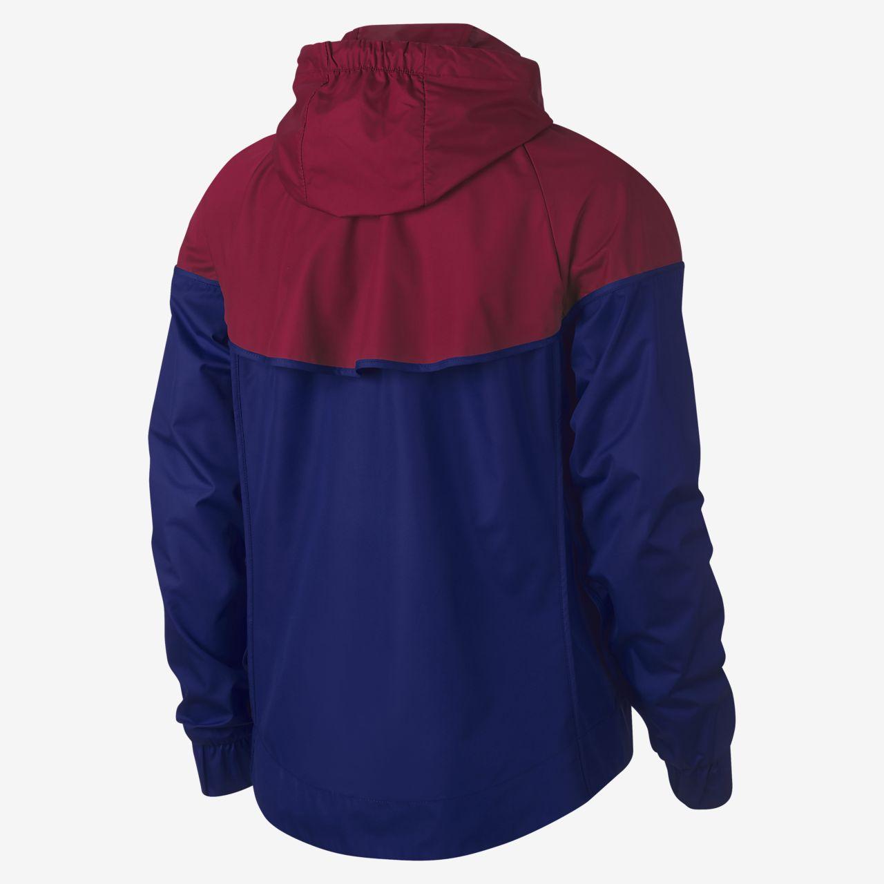 b1dcf4257ea Low Resolution Женская куртка FC Barcelona Windrunner Женская куртка FC  Barcelona Windrunner