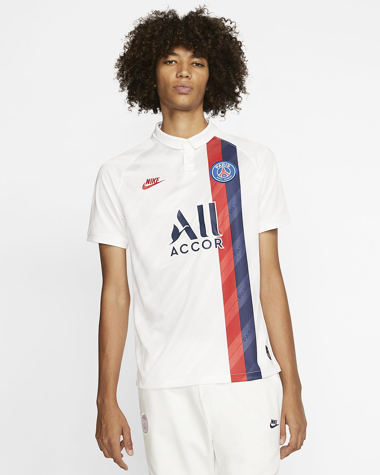 Camiseta alternativa Stadium del Paris Saint-Germain 2019/20
