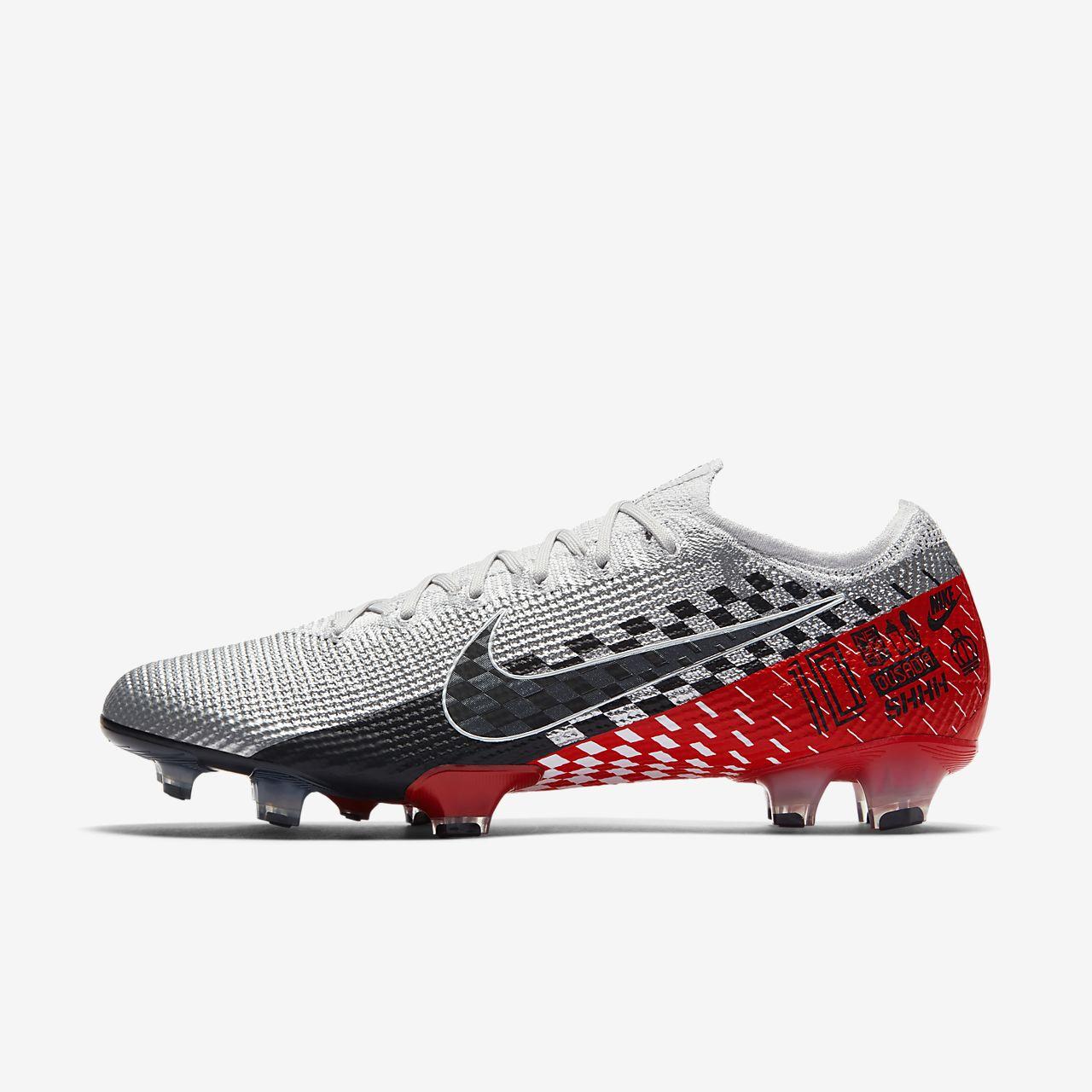 Korki piłkarskie na twardą murawę Nike Mercurial Vapor 13 Elite Neymar Jr. FG