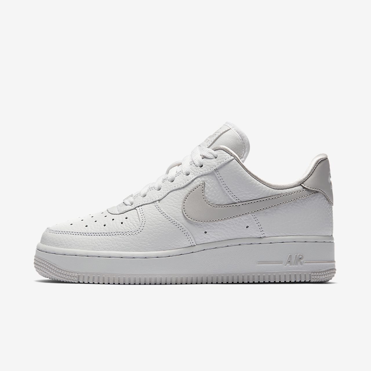 Chaussures Nike Air Force 1 noires Casual homme yU4uV