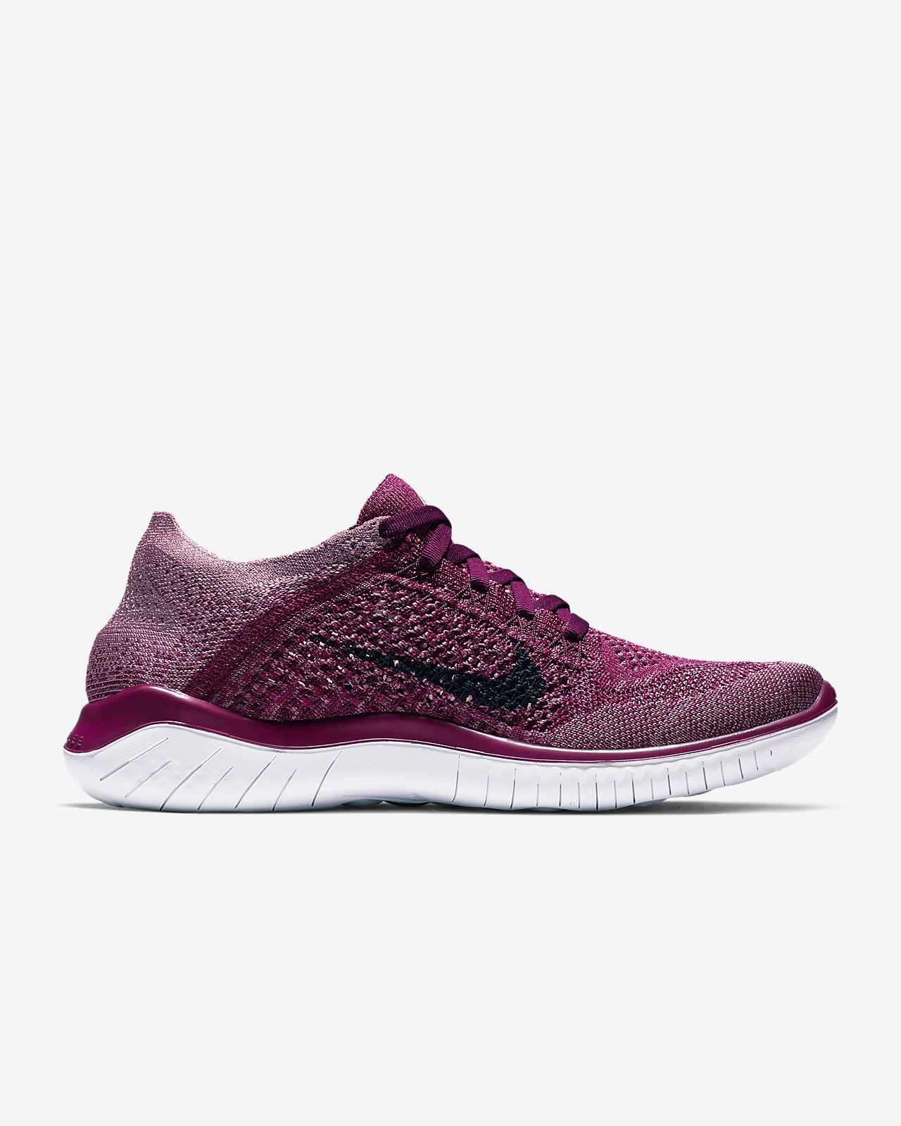 quality design 19084 16a53 ... Nike Free RN Flyknit 2018 Womens Running Shoe