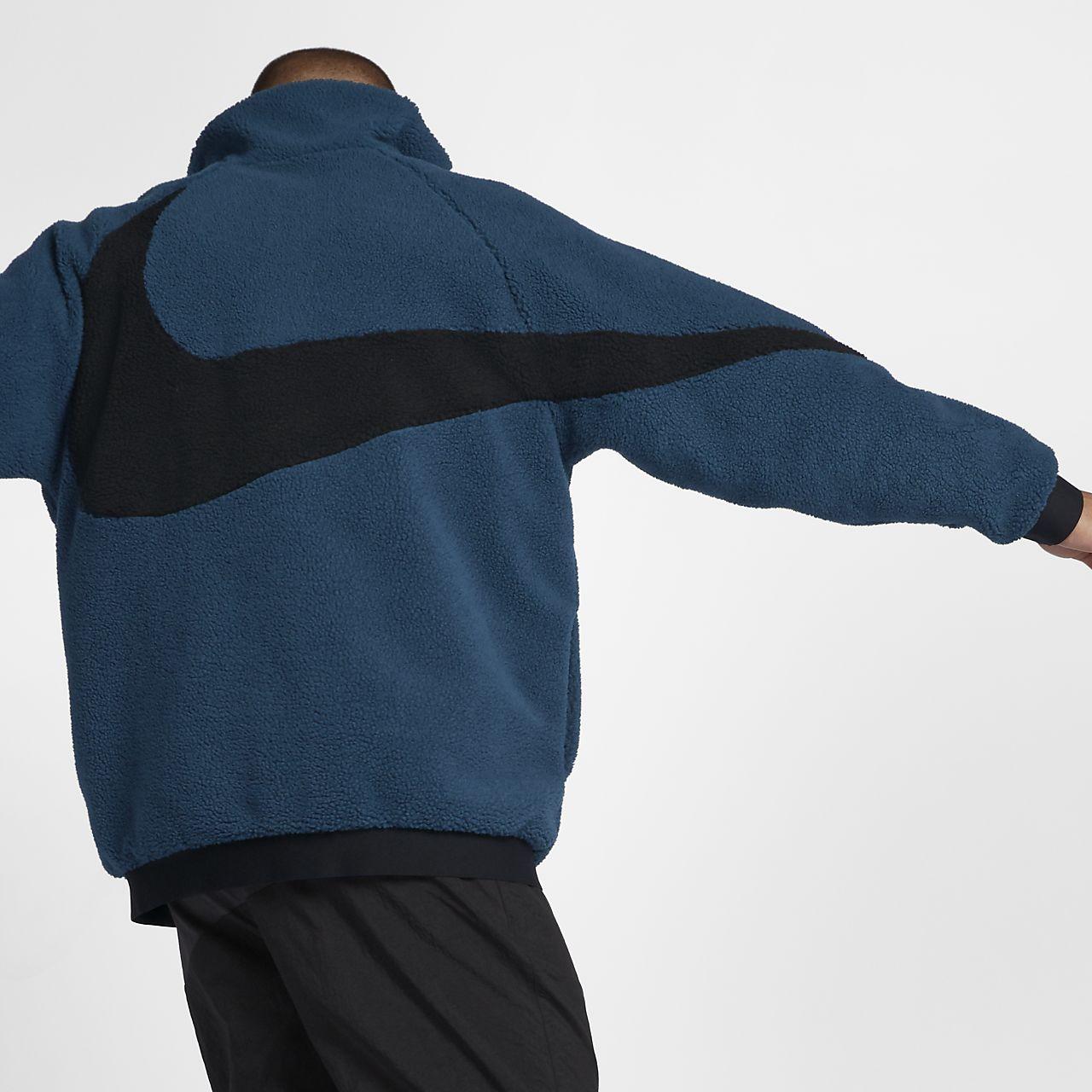 best service e5a8e 0bb64 Low Resolution Veste réversible Nike Sportswear Veste réversible Nike  Sportswear