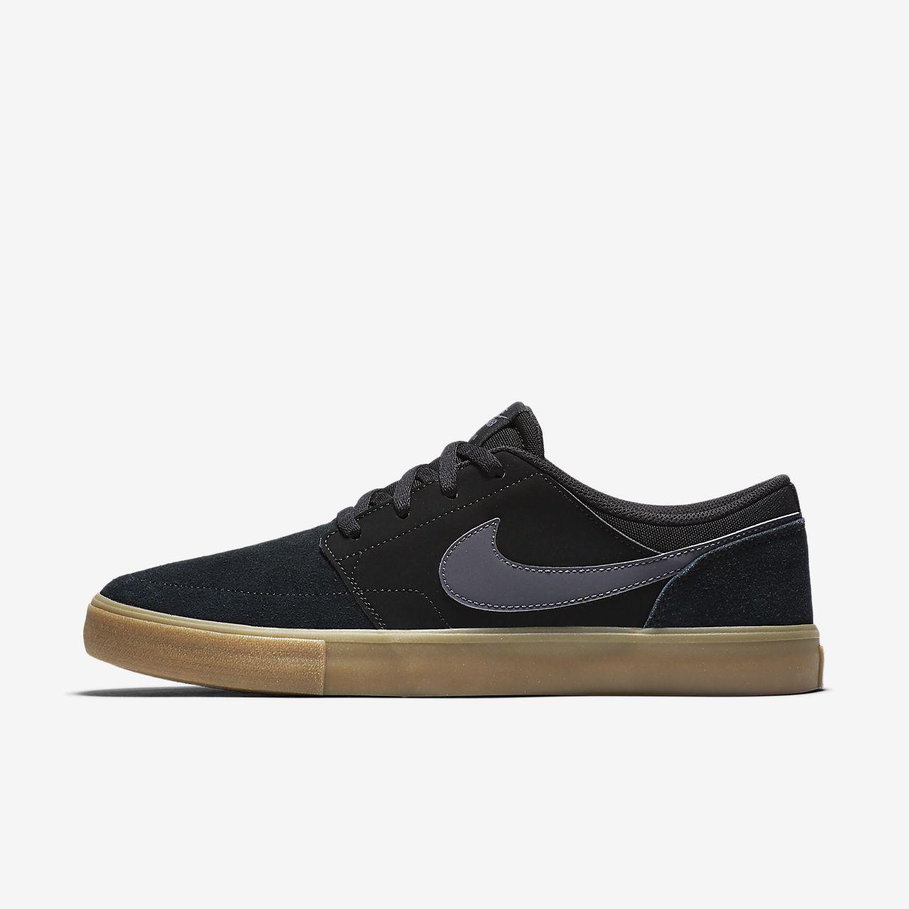 Skateboardsko Nike SB Solarsoft Portmore II för män
