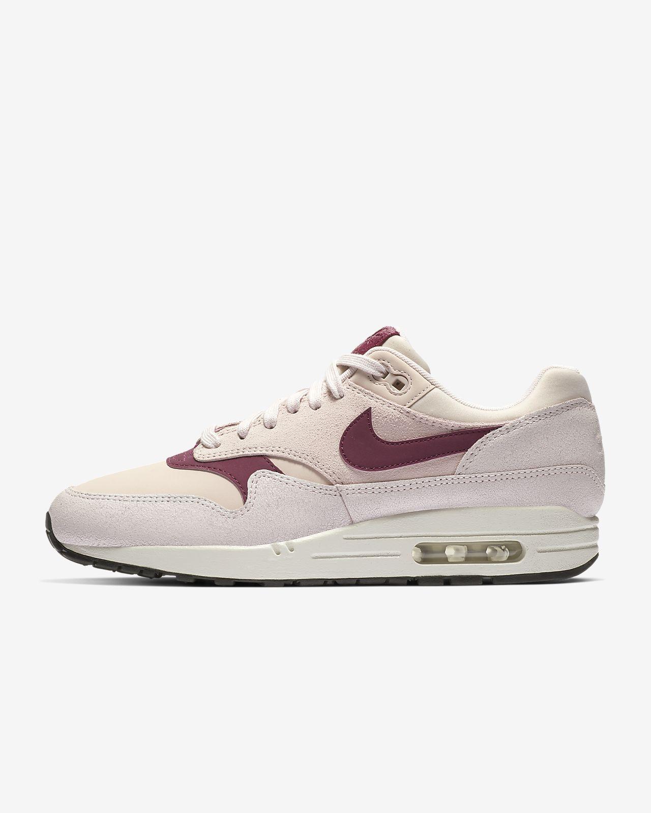 Dámská bota Nike Air Max 1 Premium. Nike.com CZ 07a43641f3