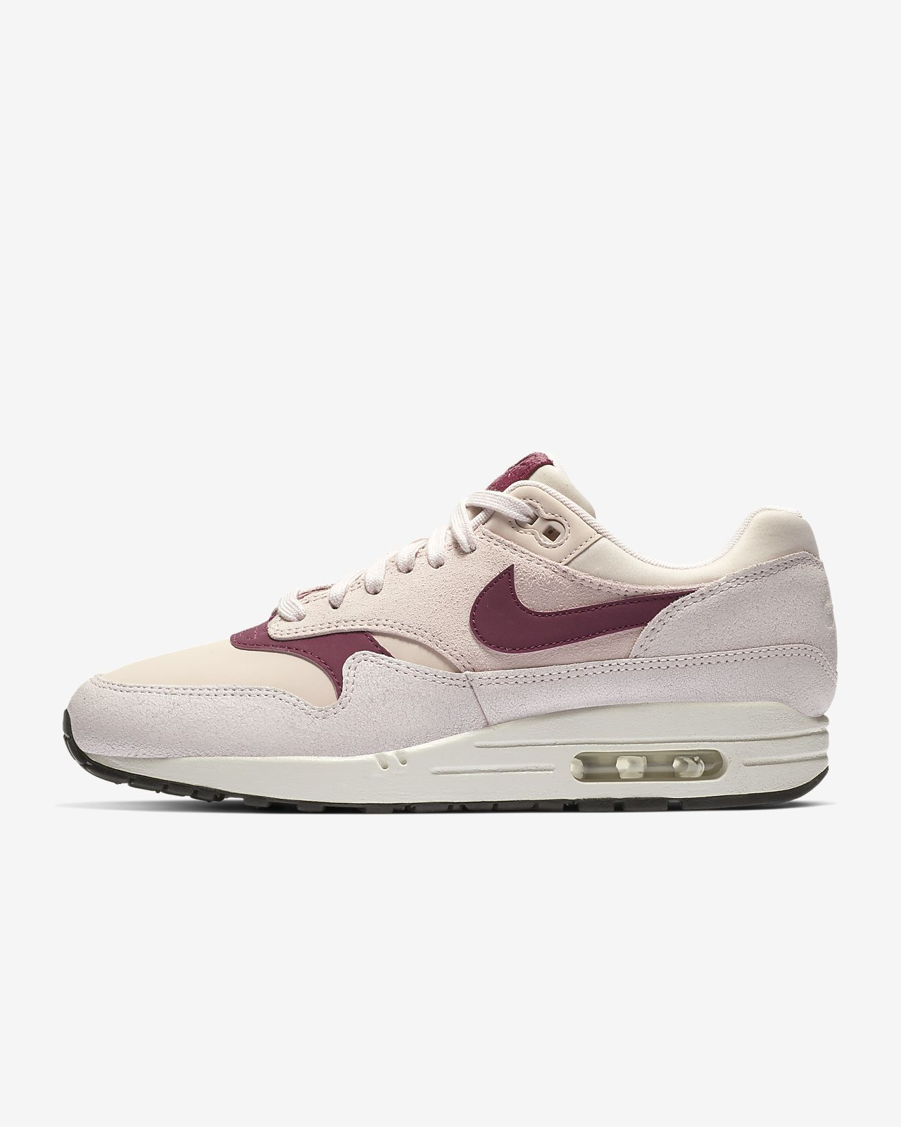 buy popular cd931 906e9 ... Sko Nike Air Max 1 Premium för kvinnor