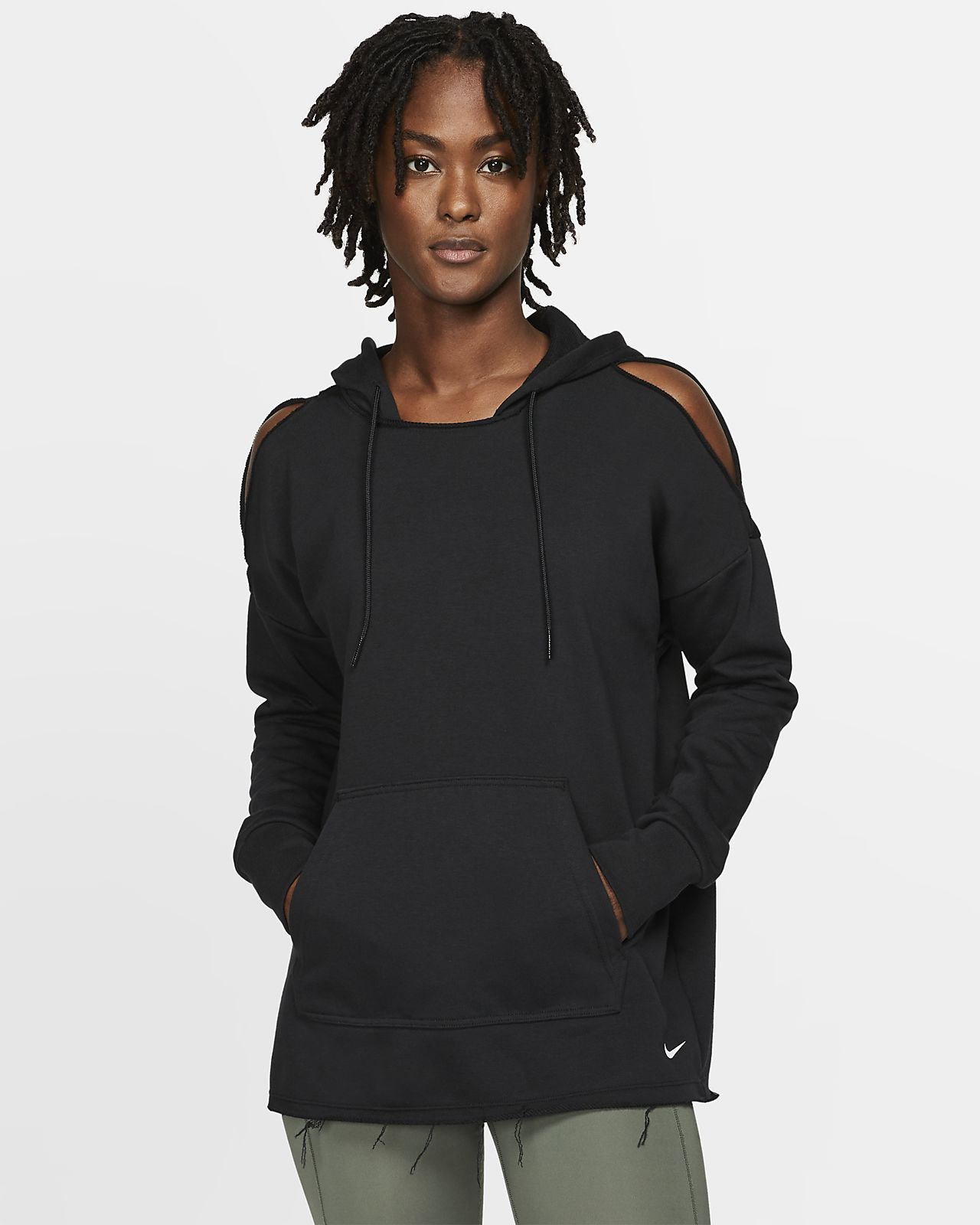 Nike Icon Clash Women's Fleece Training Hoodie