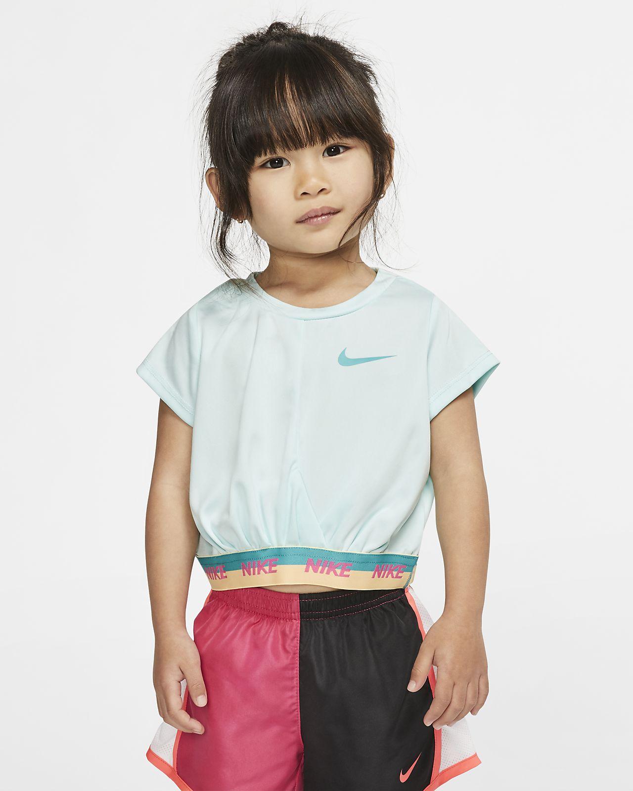 Nike Dri-FIT Toddler Cropped Top