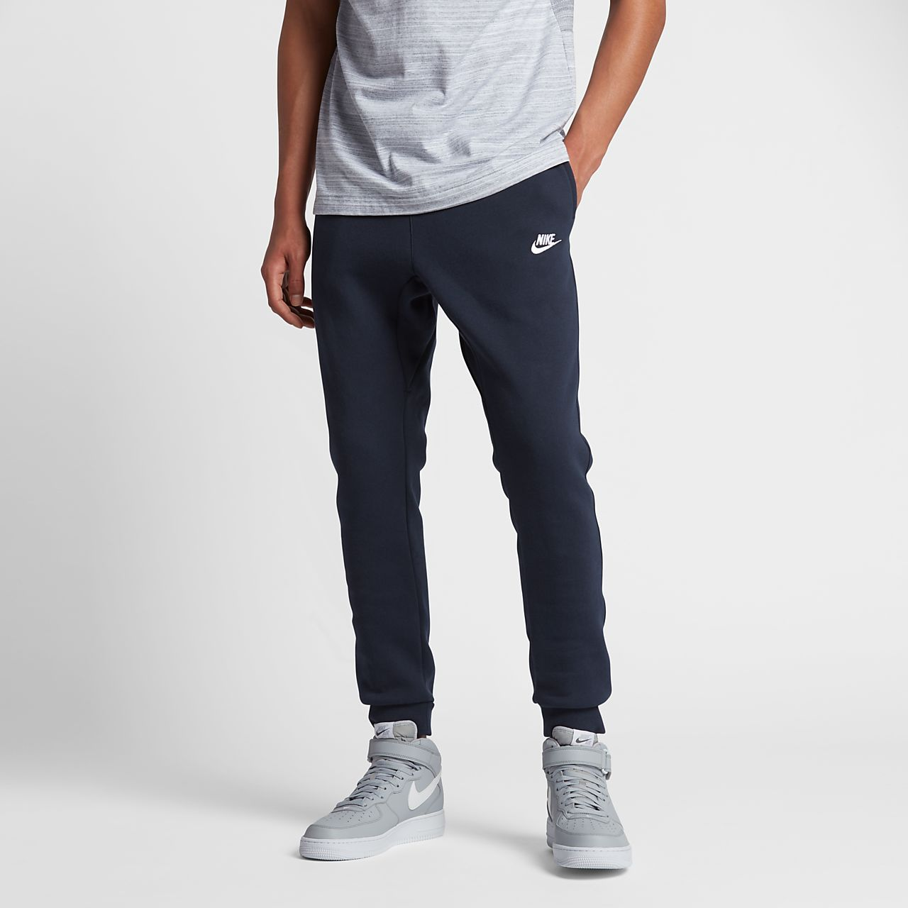 35a93be9 Nike Sportswear Club Fleece Men's Joggers. Nike.com MA