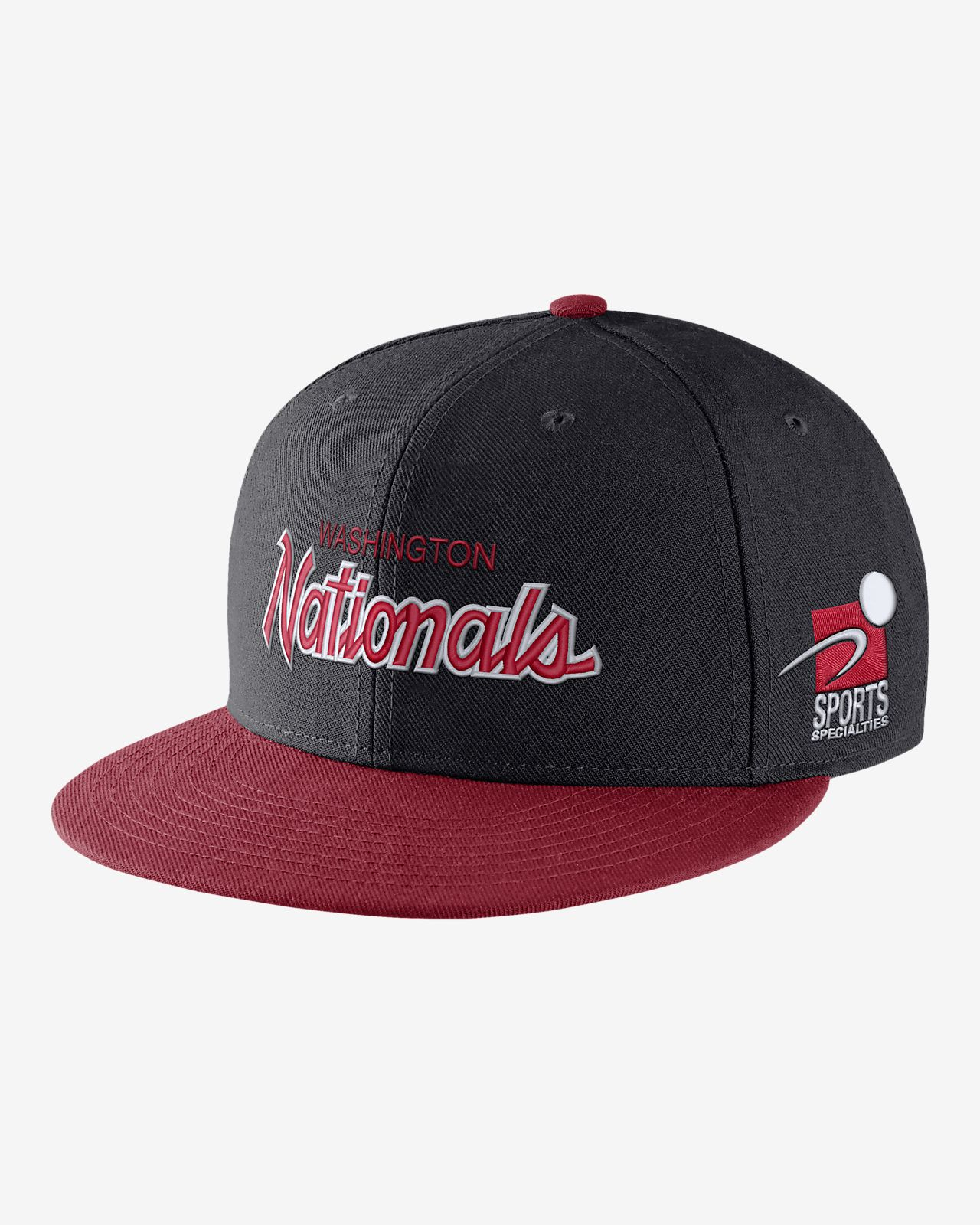 Nike Pro Sport Specialties (MLB Nationals) Adjustable Hat