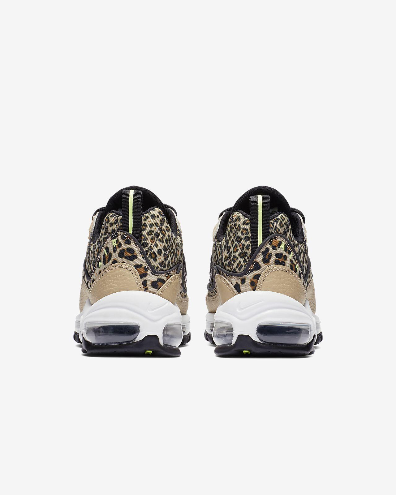 detailing a5808 e9925 ... Nike Air Max 98 Premium Animal Womens Shoe