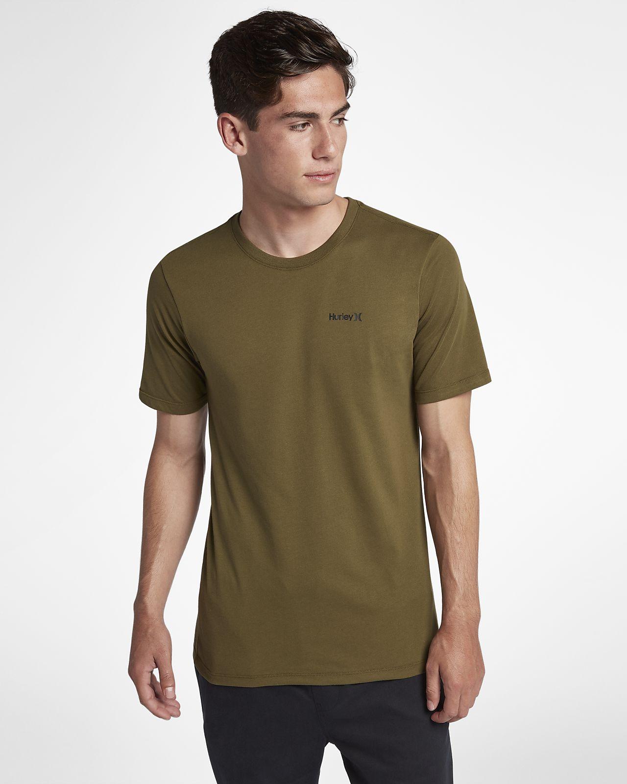classic fit 107ed f496c ... T-shirt Hurley Dri-FIT One And Only för män